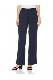 Suite Alice Women's Wide Leg Elastic Waist Tie Front Loose Trousers - O meu olhar - $22.95  ~ 19.71€