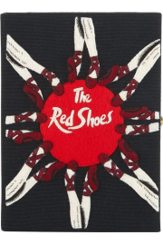 The red shoes book clutch Olympia le tan - Моя внешность -