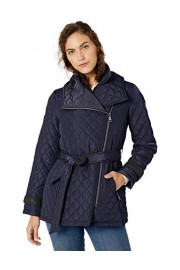 Vince Camuto Women's Belted Quilted Jacket - Moj look - $83.25  ~ 71.50€