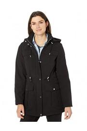 Vince Camuto Women's Midweight Rain-Resistant Zip Front Jacket - O meu olhar - $87.00  ~ 74.72€