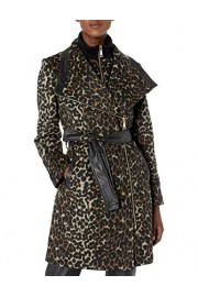 Vince Camuto Women's Mixed Fabric Wool Coat - Mein aussehen - $69.81  ~ 59.96€