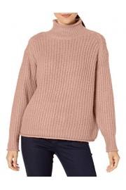 Vince Camuto Women's Texture Stitch Mock Neck Sweater - Моя внешность - $109.00  ~ 93.62€