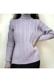 Vintage high neck pullover twist sweater - O meu olhar - $45.99  ~ 39.50€
