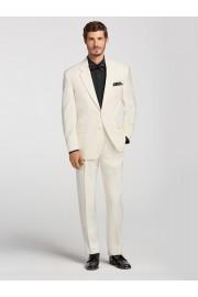 White tuxedo (Men's Wearhouse) - My look -