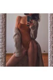 Wild flat minimalist tight-fitting camis - O meu olhar - $25.99  ~ 22.32€