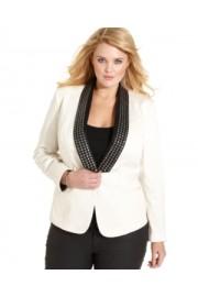 Woman's tuxedo (Stylish curves) - My look -