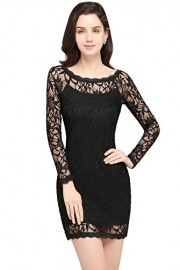 Women's Lace Floral Homecoming Dress Short Prom Dress - Моя внешность - $17.99  ~ 15.45€