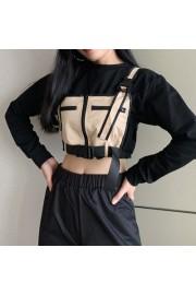 Workwear bag buckle strap vest - Mi look - $27.99  ~ 24.04€