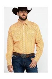 Wrangler Men's 20X Multi Floral Print Long Sleeve Western Shirt - Mjc228m - My look - $57.94