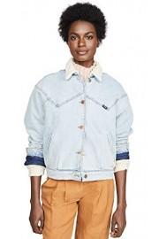 Wrangler Women's 80's Sherpa Jacket - My look - $145.00