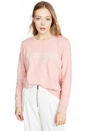 Wrangler Women's Logo Sweatshirt - My look - $55.00