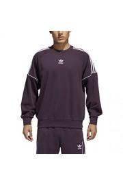 adidas Originals Pipe Men's Crew Neck Sweatshirt Noble Red/White cd6271 - Mój wygląd - $79.95  ~ 68.67€
