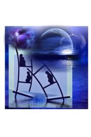 blue statues - Мои фотографии -