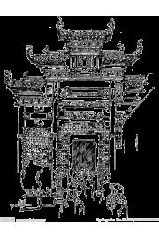 chinese door - My look -