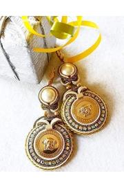 earrings - My look -