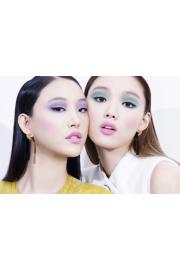 girls with pastel eyeshadow - My look -