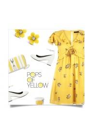 hello yellow - Myファッションスナップ -