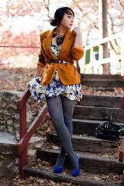 blue&orange - Mein aussehen -