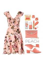 peachy keen - Myファッションスナップ -