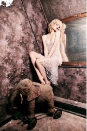 photo by ELLEN VON UNWERTH - Moje fotografije -