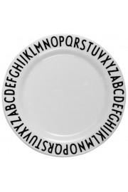 plate design letters - My look -
