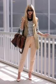 street style - trousers - My look -