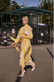 yellow rays 1 - 时装秀 -