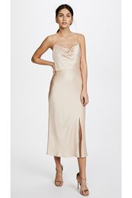 cocktail dress, women, spring