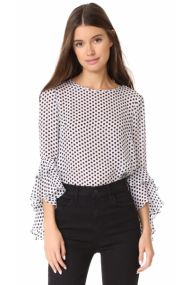 tops, blouse, women
