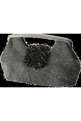 GALLARDAGALANTE(ガリャルダガラ) Clutch bags -  ガリャルダガランテフラップストーンビーズBAG