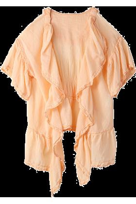 Banner Barrett(バナーバレット) Shirts -  バナー バレットコットンシフォンレースブラウス
