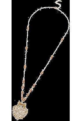 INGNI(イング) Necklaces -  リボン ハート/ネックレス