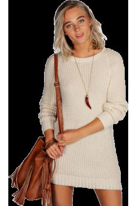Modalist Dresses -   Jumper Dress, Fashion, Knit
