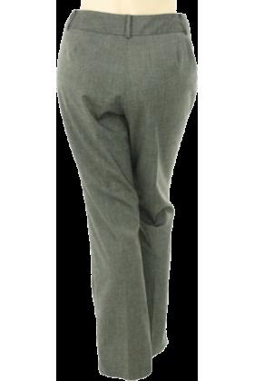 AK Anne Klein Pants -  AK Anne Klein Stretch Pant Black/White