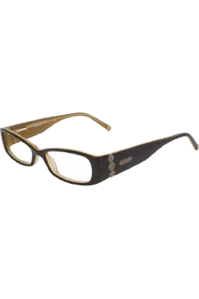 COACH Eyeglasses -  COACH ILEANA 2017 Eyeglasses Brown