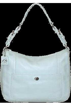 Buxton Hand bag -  B-Collective Handbags by Buxton 10HB041.BL Shoulder Bag- Blue