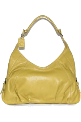 Buxton Hand bag -  B-Collective Handbags by Buxton 10HB065.MU Hobo- Mustard