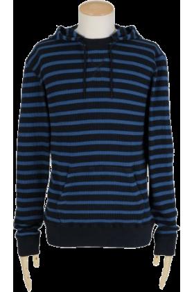 BEAMS(ビームス) Jacket - coats -  BEAMS ワッフルボーダーパーカー