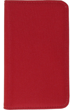 Buxton Wallets -  Buxton Deluxe Snap Card Case for Women Red