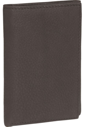 Buxton Wallets -  Buxton EveryDay Value Ridgewood Three-Fold Brown