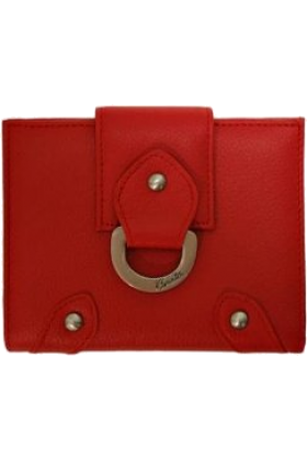 Buxton Wallets -  Buxton Hampton Classic Red