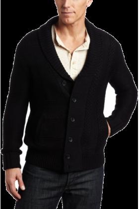 Calvin Klein Jeans Cardigan - Calvin Klein Sportswear Men's Black ...