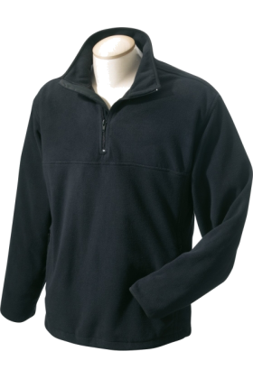 Chestnut Hill Pullovers -  Chestnut Hill - Microfleece Quarter-Zip Pullover
