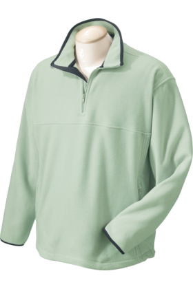 Chestnut Hill Pullovers -  Chestnut Hill - Microfleece Quarter-Zip Pullover