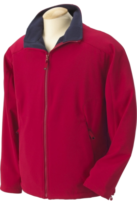 Chestnut Hill Jacket - coats -  Chestnut Hill Men's Soft Shell Jacket. CH920 Cherry