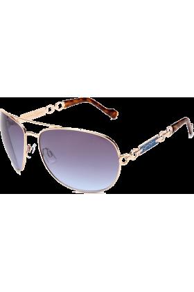 Jessica Simpson Sunglasses -  Jessica Simpson Women's J446 Aviator Sunglasses