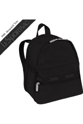 LeSportsac Backpacks -  LeSportsac Mini Basic Backpack Black
