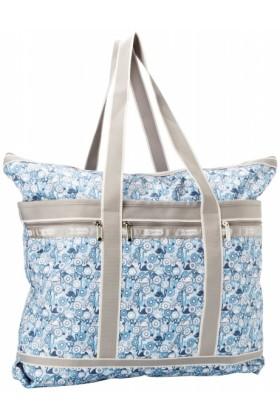 LeSportsac Bag -  LeSportsac Travel Tote Swan Song