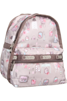 LeSportsac Backpacks -  Lesportsac Mini Basic Backpack Powder Room