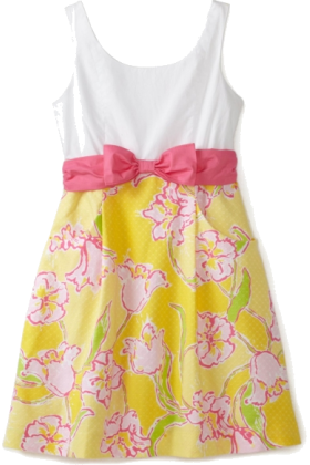 Yellow dresses for girls 7-16